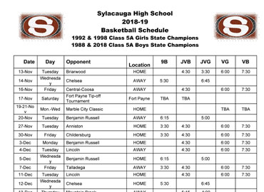 sylacauga city school district homepage