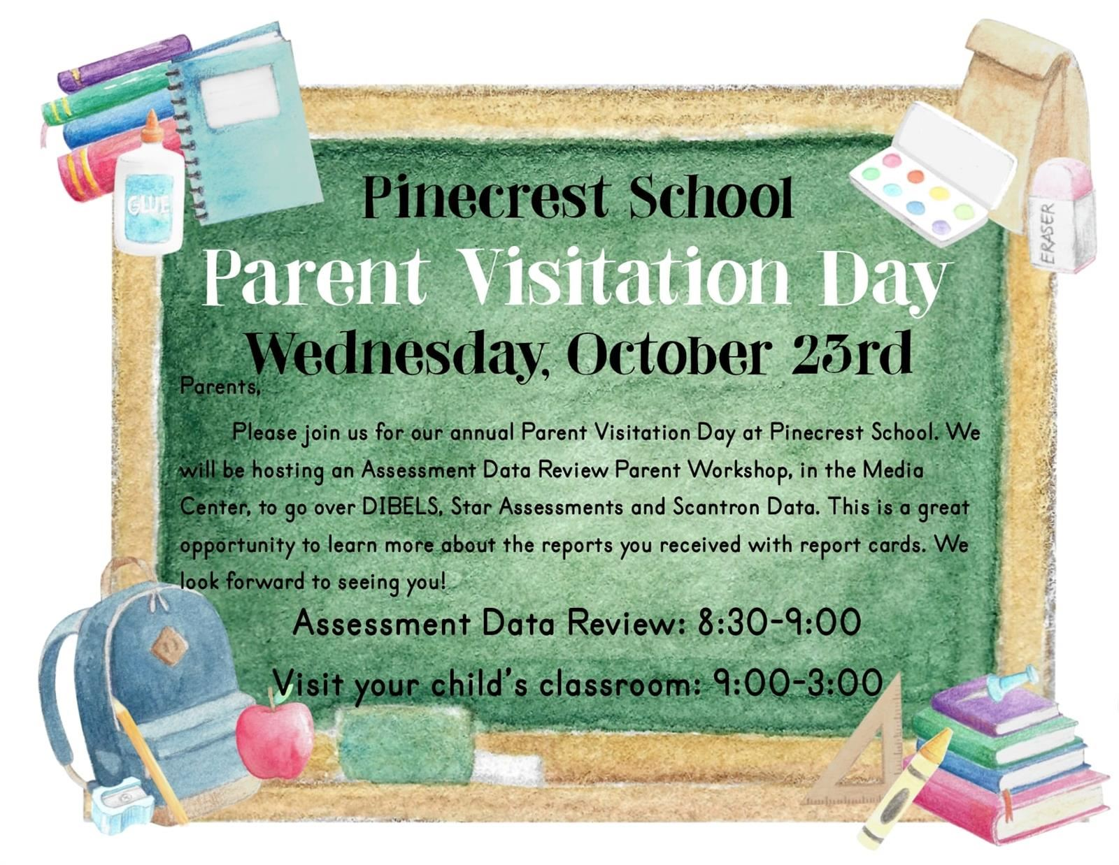 Parent Visitation Day 2019