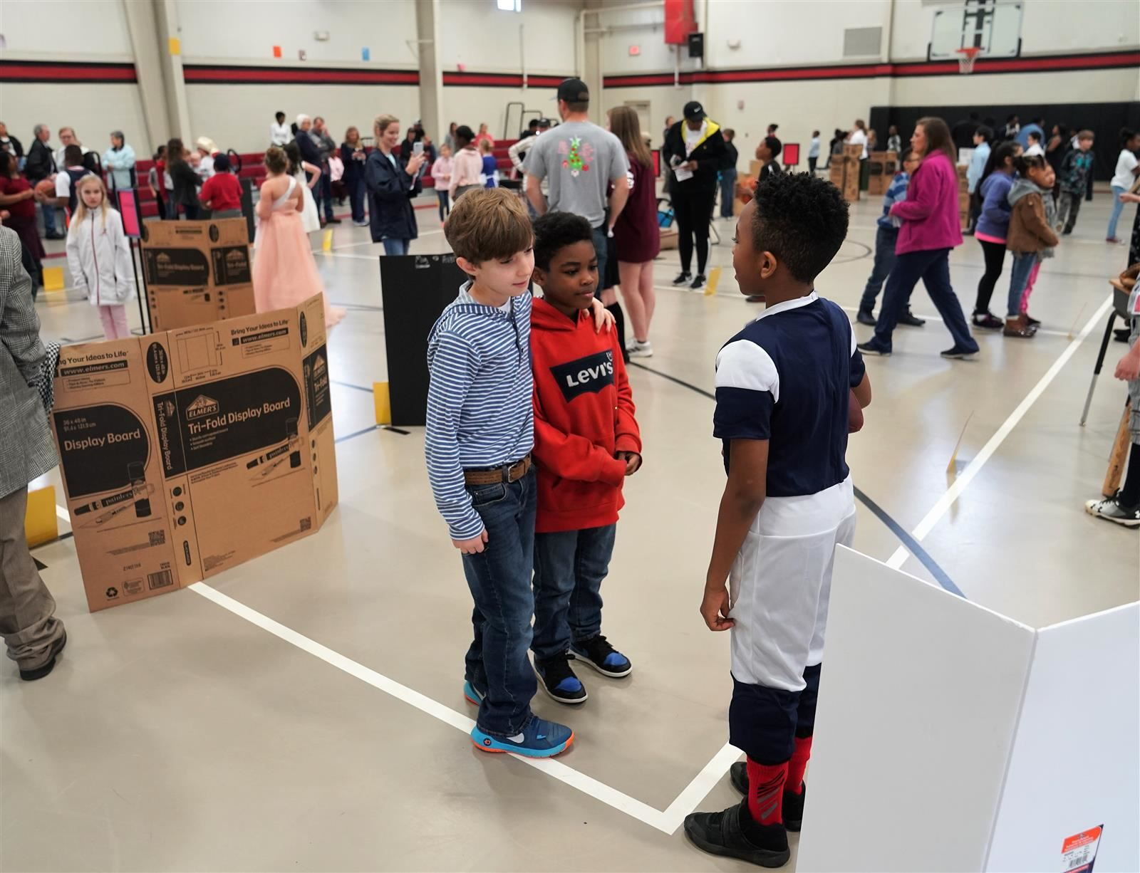 2019 Fourth Grade Wax Museum