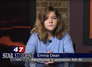 TV47 NLMS Star Student of the Month
